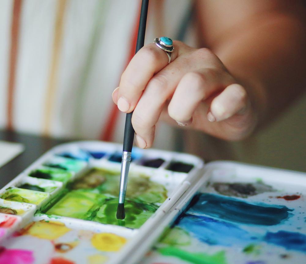 Colorificio Tucci Service - Belle Arti